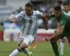 El partido de Higuaín ante Bolivia
