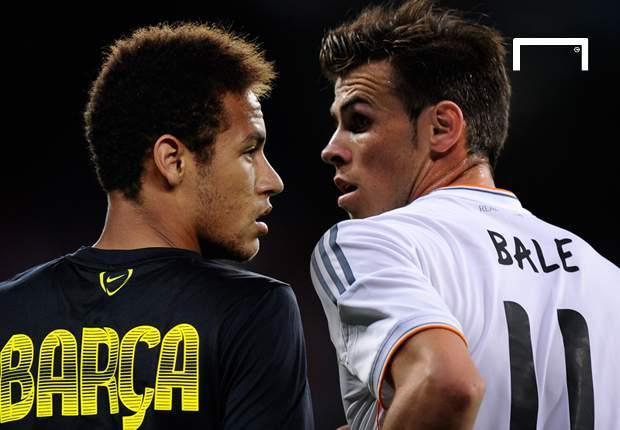 Neymar era la primera opción madridista, pero Barcelona se quedó con él.