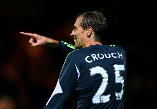 Crouch hoping for chance to impress Hughes