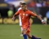 Alexis Sanchez Chile Copa America 2016