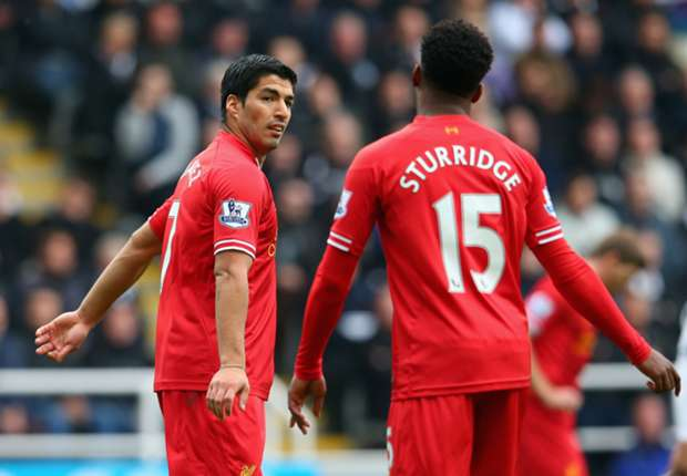 Suarez 'so happy' with Sturridge partnership at Liverpool