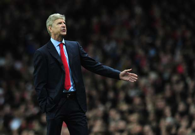 Crystal Palace harsh on 'exceptional talent' Holloway, says Wenger