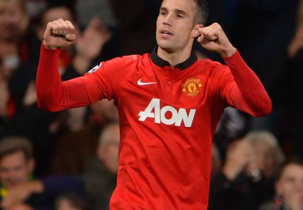 United don't miss Van Persie, say Goal Singapore readers