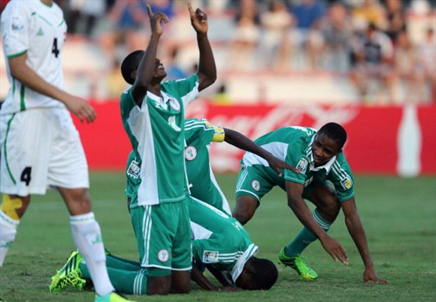 Nigeria U17 5- 0 Iraq U17: Five star Eaglets down Asian Lions