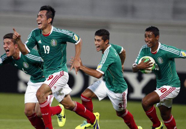 Mundial Sub 17: Suecia 0-1 México   Con fortaleza, se levantaron