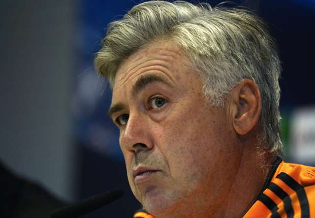 Ancelotti: Everyone thinks Barcelona are favourites
