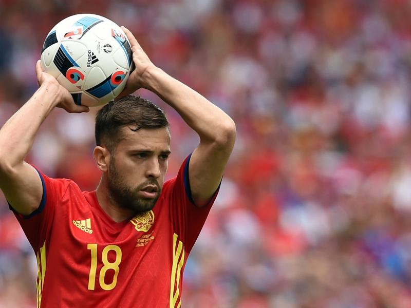 Barça, Jordi Alba quitte la sélection espagnole