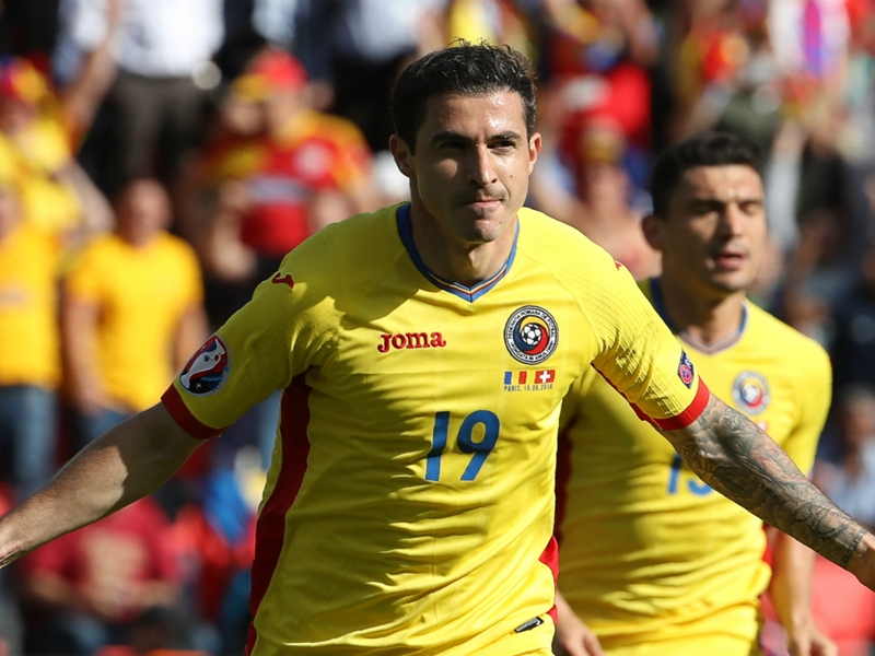 Qualificazioni Mondiali 2018 - Pari esterno della Romania