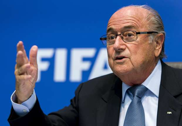Madrid demand Blatter apologises to Ronaldo