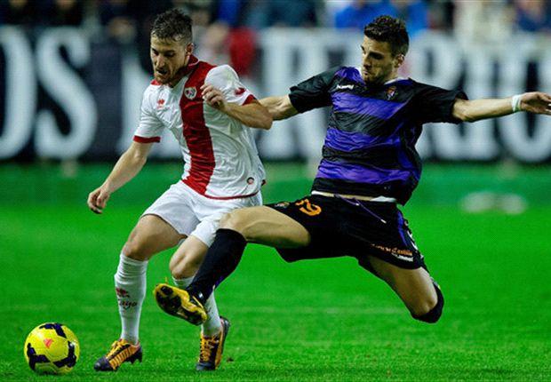 Rayo Vallecano 0-3 Valladolid: El Valladolid despierta del sueño al Rayo