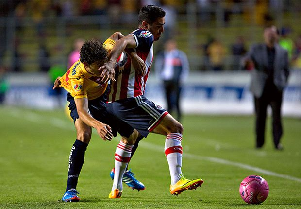 Liga Bancomer Mx: Morelia 1-1 Chivas | Debut salva a Chivas