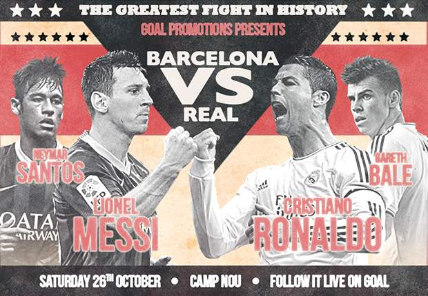 Messi & Neymar v Ronaldo & Bale: Who delivered the knockout blow?