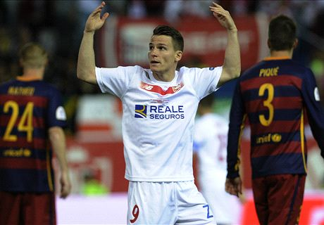 RUMOURS: Barca agree Gameiro deal