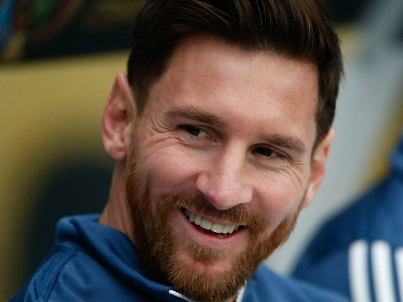 The Barcelona Wizard Has Made Headlines As Much For His New Chin Fuzz Brilliant Showings So Far In Copa America