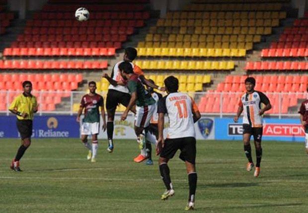 Mumbai FC 0-1 Mohun Bagan
