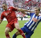 Player Ratings: Bayern 3-2 Hertha Berlin