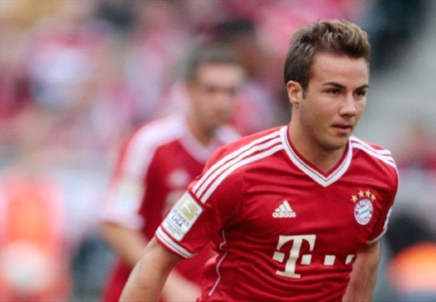 Gotze ready for hostile reception at Dortmund