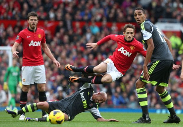 Moyes: Januzaj can learn from Messi behavior