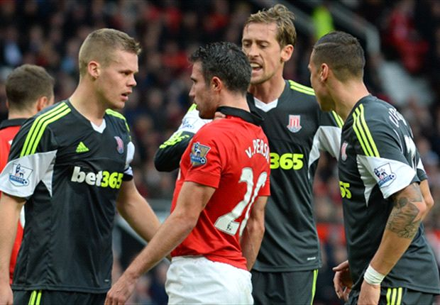 Hughes: Ramsey leg-break not to blame for Van Persie & Shawcross bust-up