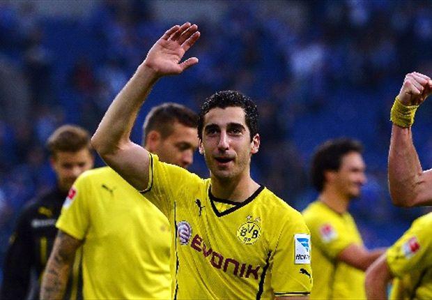 Zwischen Borussia Dortmund und Bayer 04 Leverkusen gibt es immer spannende Spiele