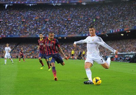 Dani Alves: Beziehung zu Ronaldo