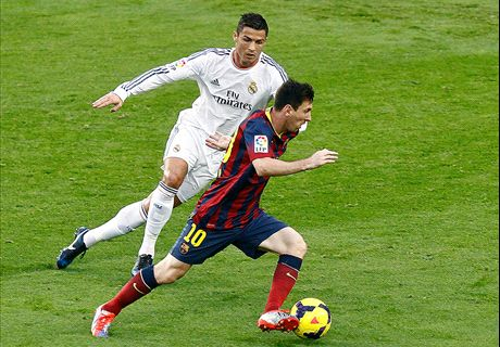 'I wanted to avoid a Clasico war'