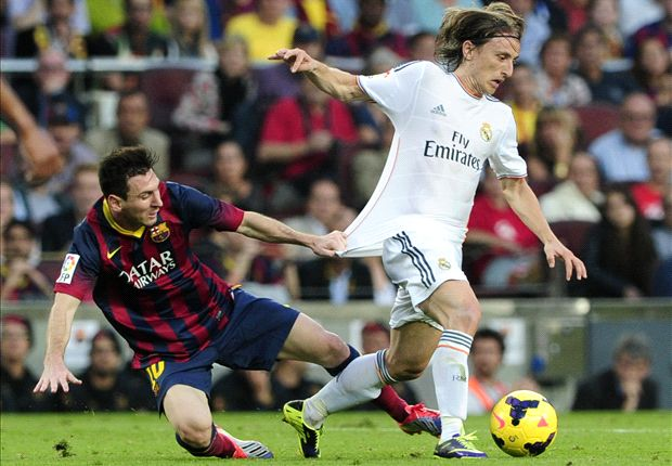 Modric: I want to finish my career at Real Madrid