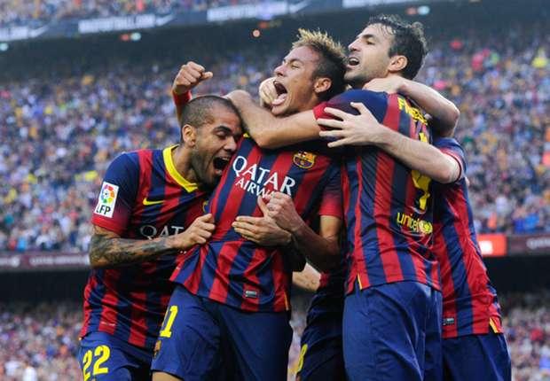 Kegemilangan Neymar bawa Barcelona kuasai El Clasico.