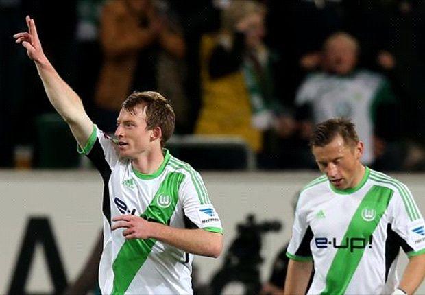 Wolfsburg naar driepunter op bezoek in Frankfurt