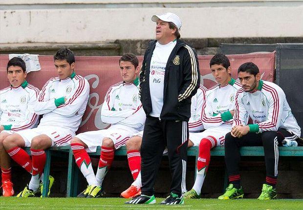 """Herrera: """"Vamos a ganar en el Azteca"""""""