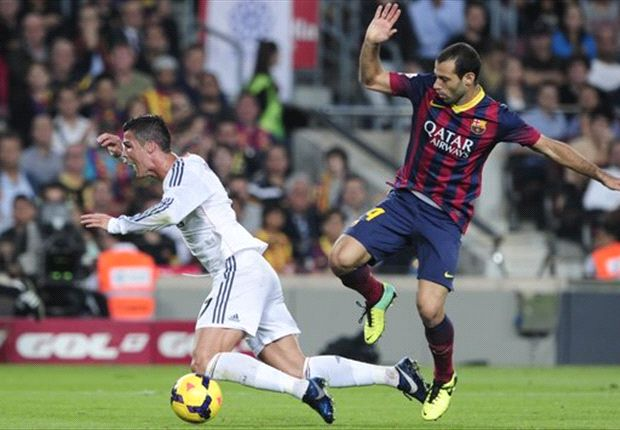 Clasico showdowns in October and March - 2014-15 La Liga fixtures announced