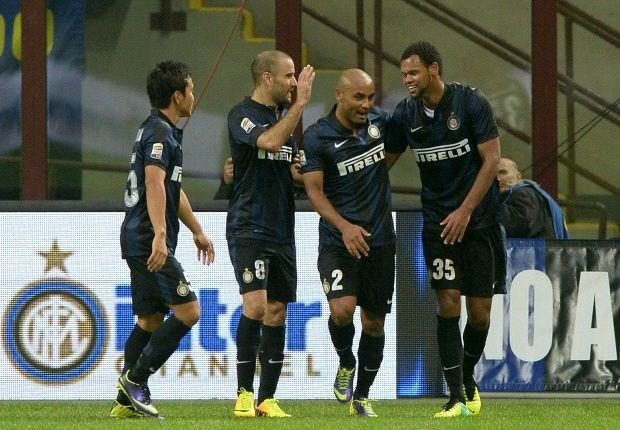 Internazionale scoort vier keer tegen Hellas Verona
