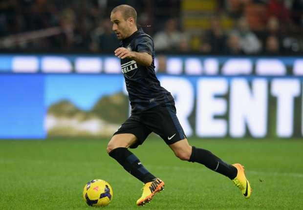 Palacio: I want to retire at Inter