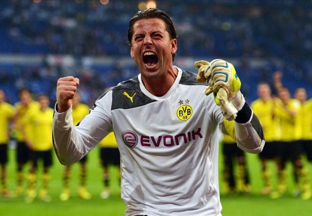 Weidenfeller: Germany call-up a dream come true