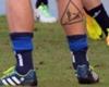 EM-Styles: Man-Bun und Warn-Tattoo