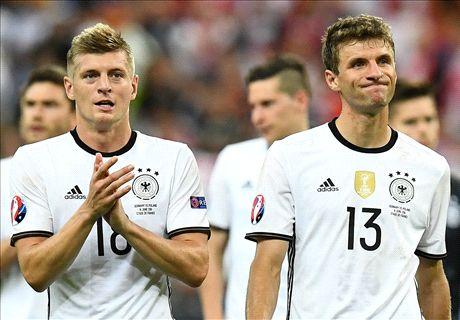 Kroos: Italia Lawan Terkuat Jerman!