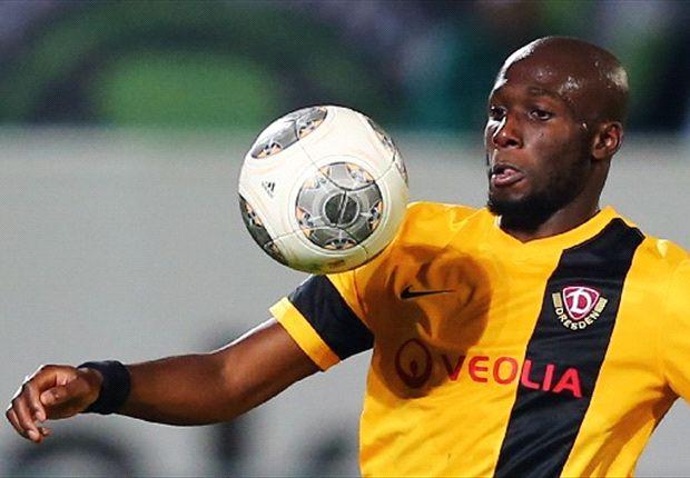 Verhalf Dynamo Dresden mit seinem Tor zum Sieg: Mickael Pote