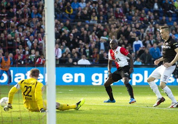 Pasveer feest niet te lang na zege op Feyenoord
