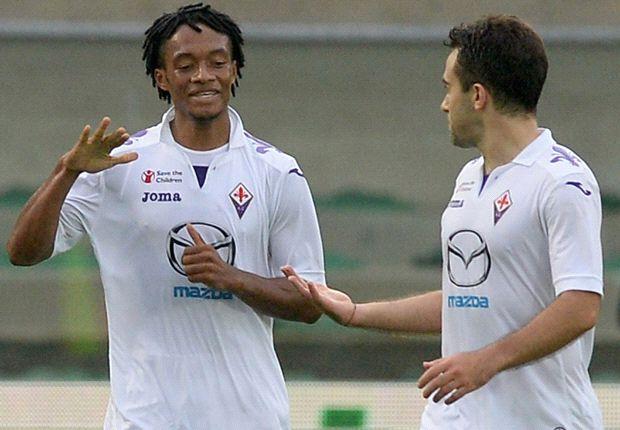 Der AC Florenz will weiter ganz oben dabei bleiben