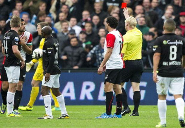 Feyenoord akkoord met straf Pellè