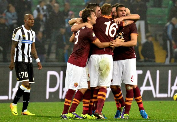 Question of the Day: How many games will Roma win in a row?