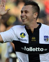 Antonio Cassano Player Profile