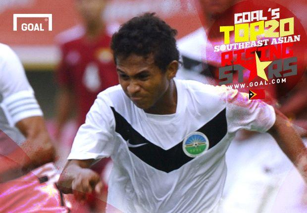 Goal's Top 20 Southeast Asian Rising Stars: Adelino Trindade - Timor Leste