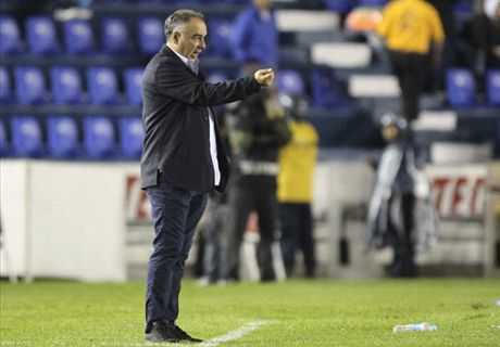 Vazquez leaves Cruz Azul coaching post
