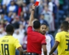 Dubious red costs Jones rest of Copa