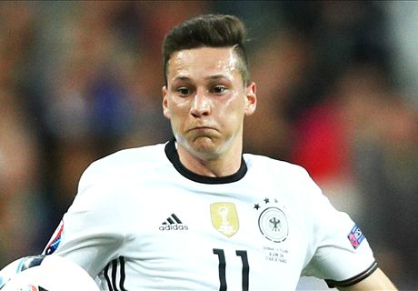 RUMOURS: Man Utd make Draxler bid