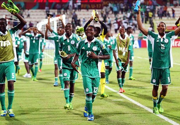 Sweden U17-Nigeria U17: Rampant Eaglets hunt for final ticket in Dubai
