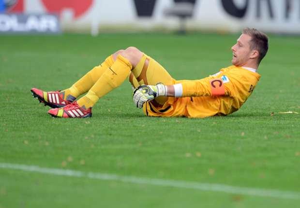 Oliver Baumann leistete sich gegen den Hamburger SV drei schwere Fehler