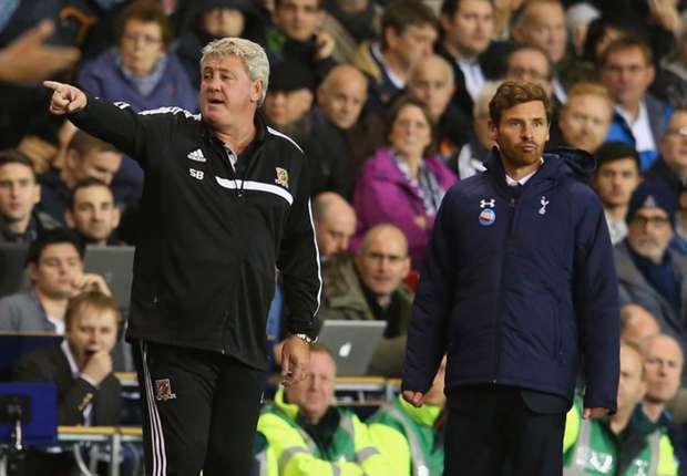 Tottenham penalty an 'absolute joke', says Bruce