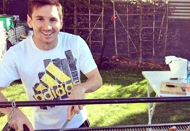 Lionel Messi celebra el cumpleaños de su hijo con Unicef